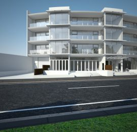 BEACHCROFT APARTMENTS <br/>Property Development